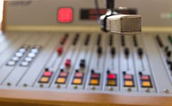 For me a good radio interview is where you feel like you are welcome to eavesdrop on an interesting conversation
