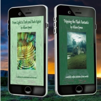 My two book covers