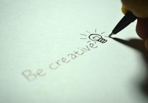 Creative Rewriting - via Pixabay under License CC0 Public Domain FAQ725811_640