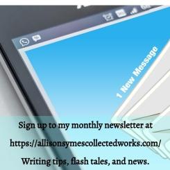 Newsletter advert