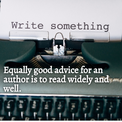 Read widely and well
