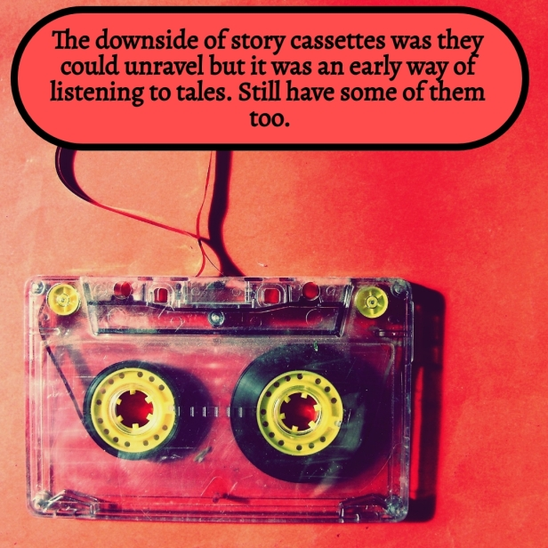AE - Story on cassettes
