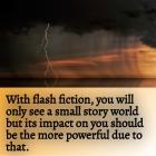 Flash Fiction Impact