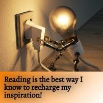 Recharging my inspiration