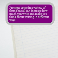 Prompts come in a variety of forms