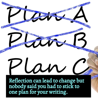 Reflection can lead to change