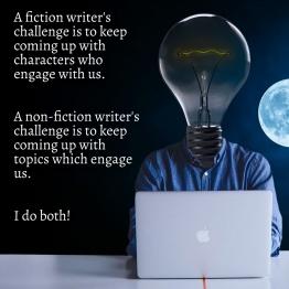 The writing challenge