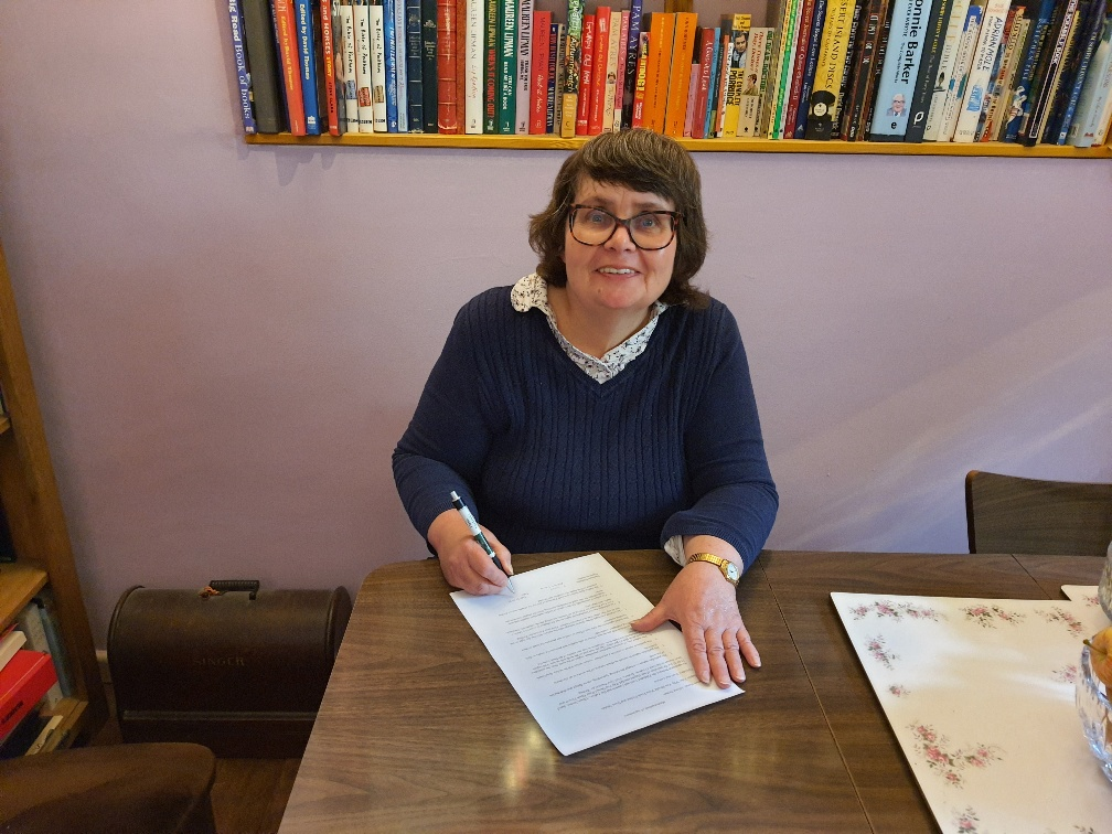 Thrilled to be taking part in a book about writing by Wendy H Jones