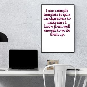AVBI - I use a simple template