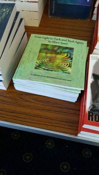 FLTDBA in the Swanwick Book Room