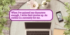 Quizzing my characters