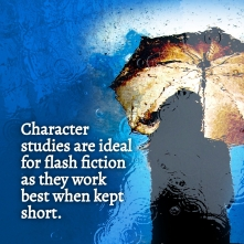 GENRES - Character studies are best kept short so work well in flash