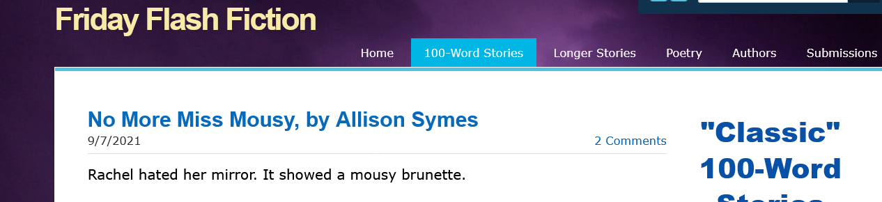 Screenshot 2021-07-09 at 18-40-02 No More Miss Mousy, by Allison Symes