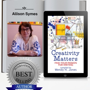 Allison Symes and Creativity Matters