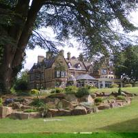 The Hayes Conference Centre, Swanwick