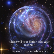 Where will your fiction take your readers and will it make them laugh
