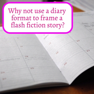 Image - Allison Symes - Frames - Diary formats can be a good frame