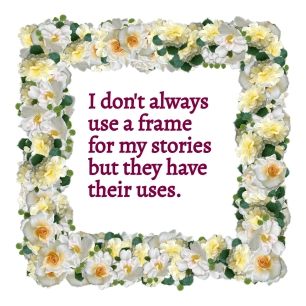 Image - Allison Symes - Frames - I don't always use frames for stories but they are useful