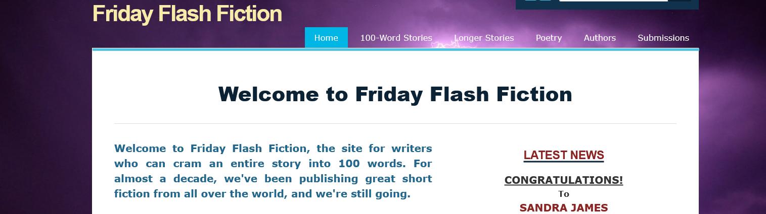 Screenshot 2021-09-03 at 20-22-56 Friday Flash Fiction