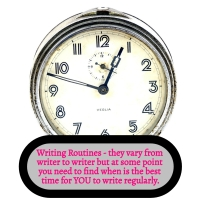Writing Routines vary